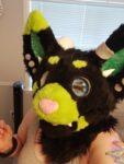 [YES] Zipper Cat-Dragon Partial by Novafur
