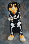 [YES] Grimm Dachshund Fursuit Partial by Splinterfox Productions