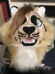 [YES] Katten the Cheetah Head by Wolfskin Suiting