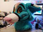 [OK] Skai Husky Head by MoreFurLess
