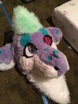 [NO] Shiloh Dragon Head by Runty Raven
