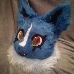 [YES] Fennec Fox Head by Papaya Llama