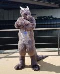 [YES] Mazrogal Western Dragon Fullsuit by Cawstumes