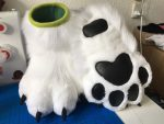 [YES] Indoor Sock Paws by Alpha Dogs