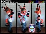 [YES] Foxxy Dogfoxx Partial by Saigo Zangetzu