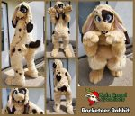 "[YES] James ""Rocketeer"" Rabbit by Onix Angel Creations"
