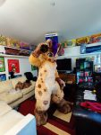 [YES] Ginji Terrano Hyena Full Suit by Rising Sun Kemono ❖