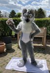 [YES] Snowfeather Gryphon Fullsuit by Midnight Swimmers