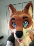 [YES] Zack Fursuit Head by SplinterFox Productions