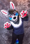 [YES] Aiden Canine Partial by Fleeting Fennec