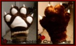 [YES] Mocaccino Puffy Paws by Resurrecting Creatures