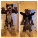 "[YES] Aries ""Ryoko"" Wolf Fullsuit by Don't Hug Cacti"
