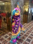 [OK] Sha'di Artistic Liberty Parrot Fullsuit by Beastcub Creations